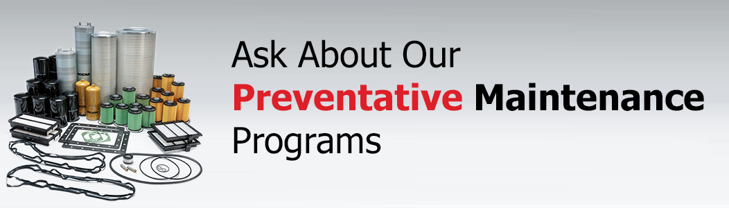 Preventative Maintenance Programs
